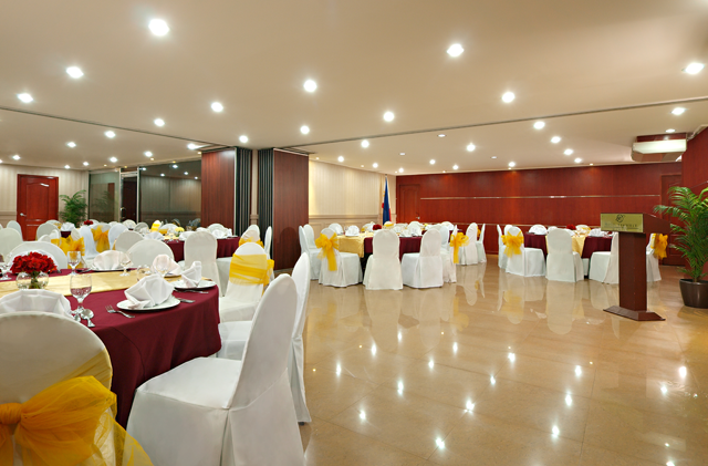 Hotel Kimberly Manila Sophia Function Room