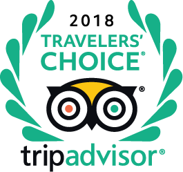 2018 Travelers' Choice Award | Hotel Osho Home