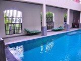 The swimming pool | Serenity Lake Front Villa | Sri Lanka Colombo