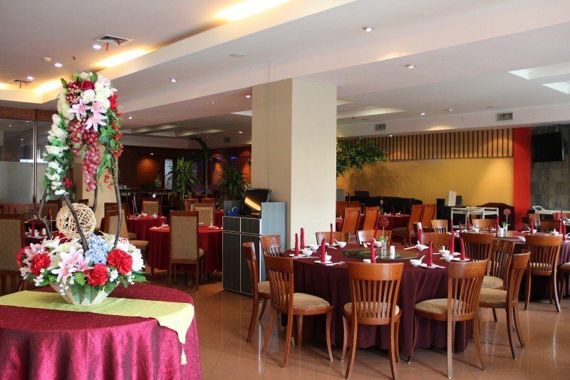asia seafood restaurant royal asia hotel palembang