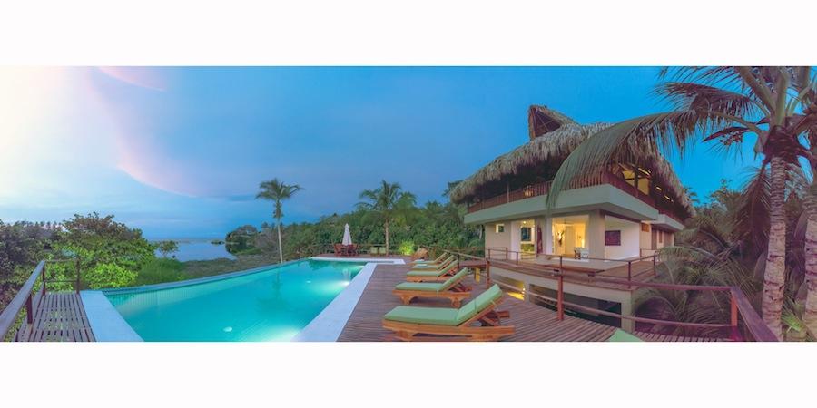 ... Villa Playa Los Naranjos - Tayrona - Santa Marta ...  sc 1 th 159 & Ecohabs Santa Marta Hotels in Tayrona National Park Colombia