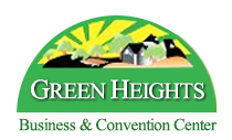 Greenheights Business & Convention Center corp. - Logo Full