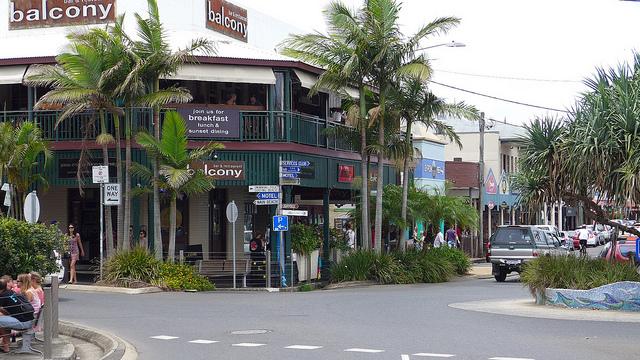 Byron Bay Australia  city photos gallery : Byron Bay Town | Blue Bliss | Byron Bay, Australia