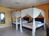 Deluxe Beach Front Cottage | The Sea World Club Beach Resort, Waiara, Maumere, Indonesia