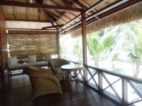 Beach Front Cottage | The Sea World Club Beach Resort, Waiara, Maumere, Indonesia