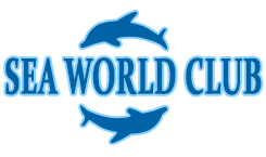 The Sea World Club Beach Resort % Dive Center - Logo Full