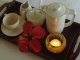 Coffee and Tea, Two Bedroom Chalet | Koko Grove Chalets | Mahe, Anse Royale, Seychelles