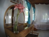 Dressing Area in Master Bedroom Chalet | Kokogrove Chalets | Mahe, Anse Royale, Seychelles