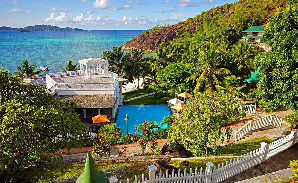 Hotel l archipel website praslin seychelles accommodation for Archipel piscine castres
