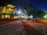 Beach at Night | Hotel L'Archipel | Anse Gouvernement, Praslin, Seychelles