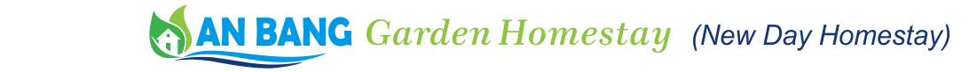 An Bang Garden Homestay (New Day Homestay) - Logo Full