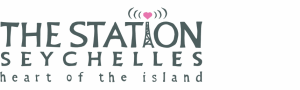The Station Seychelles - Logo Full