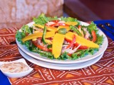 Tropical Salad | Afia Beach Hotel | Accra | Ghana