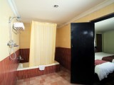 Attached bathroom | Hotel Landmark Pokhara | Nepal hotel