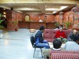 Lobby and reception | Hotel Landmark Pokhara - Nepal