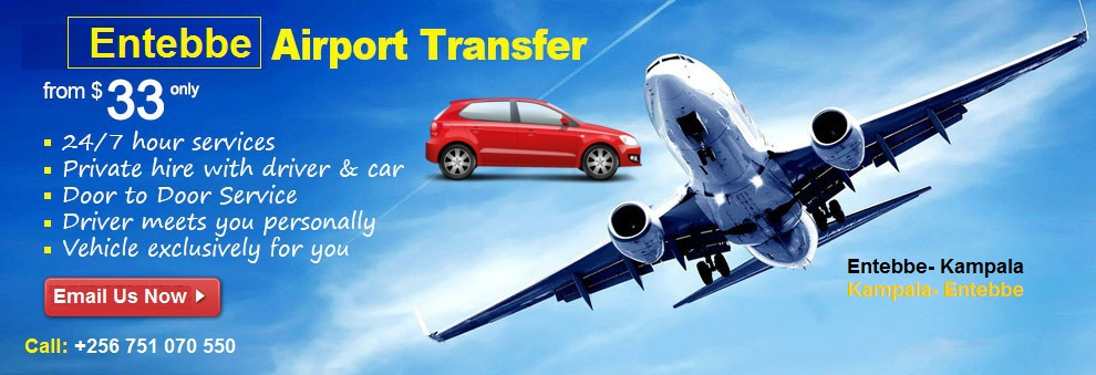 Airport Services in Uganda