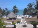 View of our grounds | Tills Beach Result | Gomoa Fetteh | Ghana