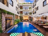 Pool Popular Residence | Siem Reap, Cambodia