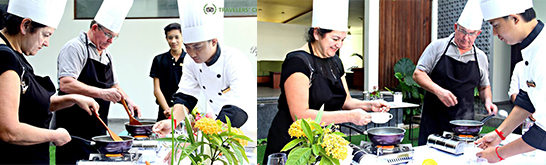Cooking Class at Popular Residence Hotel in Siem Reap