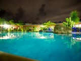 Pool at Night | Amanaki Hotel | Apia, Samoa