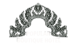 Popular Boutique Hotel - Logo Full