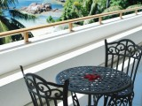 Balcony, Junior Suite with Sea View