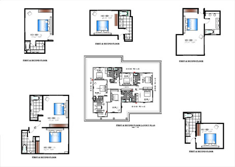 Room Layout Plan