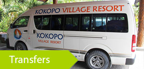 Kokopo Village Conference Transfers
