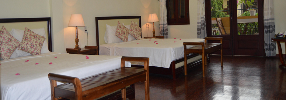 Orchids Homestay - Banner