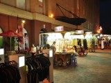 Night Market, Vinh Trung Plaza Apartment & Hotel, Da Nang