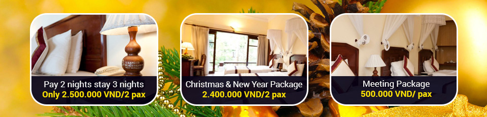 Special Offer, Lang Co Beach Resort, Hue