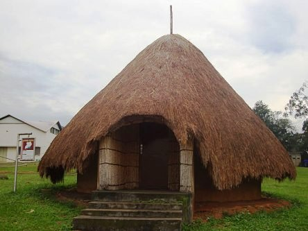 Karambi tombs