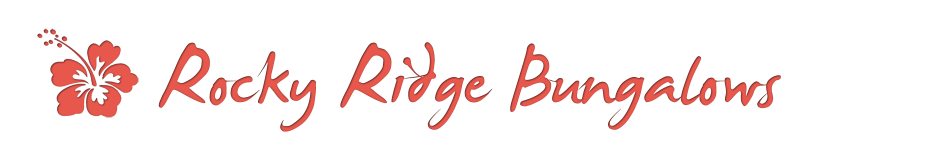 Rocky Ridge Bungalows - Logo Full