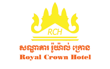 Royal Crown Hotel - Logo Full