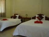 Twin Room | Garden Village Guesthouse | Siem Reap | Cambodia