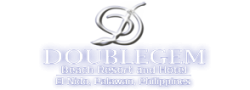 Doublegem Beach Resort and Hotel - Logo Full