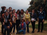Staff Trip in 2014 in Pailin