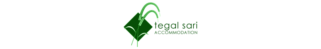 Tegal Sari Accommodation - Logo Full