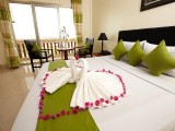 Premier deluxe double | Siem Reap Evergreen Hotel room | Siem Reap, Cambodia