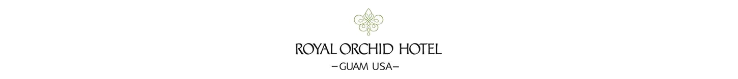 Royal Orchid Guam - Logo Full