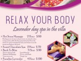 Day Use Spa at Villa | Lavender Luxury Resort & Spa | Bali