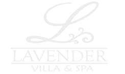 Lavender Villa and Spa - Logo Full