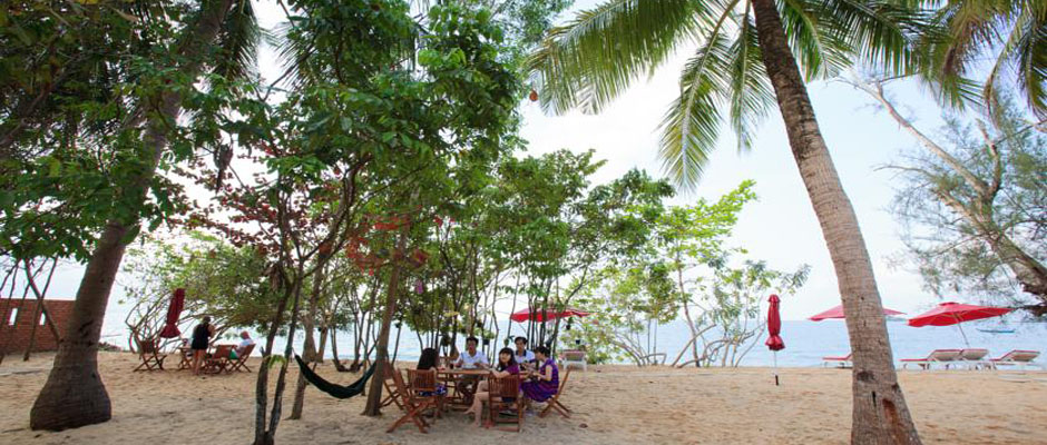 Restaurant, Wild Beach Phu Quoc Resort