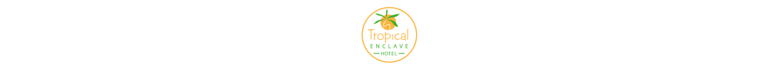 Tropical Enclave Hotel - Logo Full