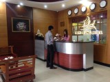 Reception - Thien Duong Hotel, Hue