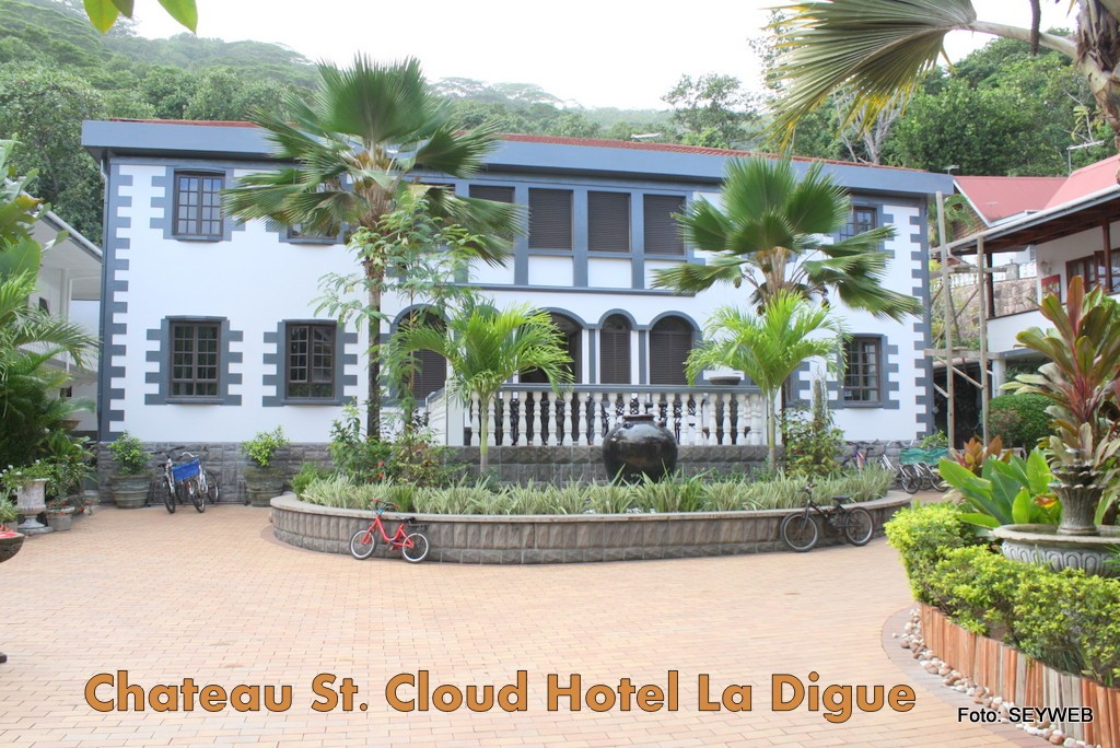 Favori Photo gallery - Chateau St Cloud, La Passe, La Digue CU26