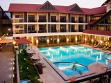 Courtyard I | Tang Palace Hotel | Borstal Avenue, South Airport Residential Area | Accra