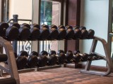 Gym II | Tang Palace Hotel | Borstal Avenue, South Airport Residential Area | Accra