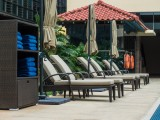 Poolside VI | Tang Palace Hotel | Borstal Avenue, South Airport Residential Area | Accra