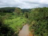 River Next to the Farm - Hotel Fazenda Caco de Cuia - Itabirito